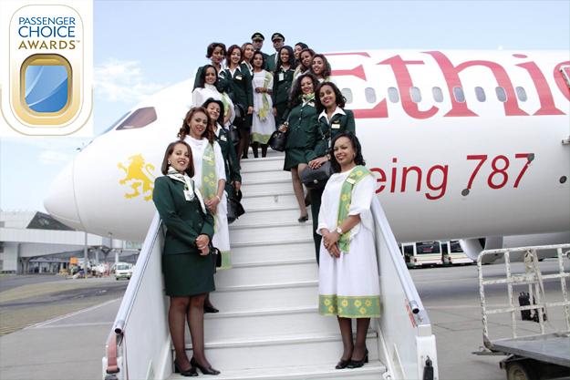 Ethiopian Passenger Choice Award