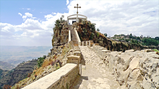 Gishen Mariam Monastery
