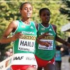 2014 Amsterdam Marathon: Meseret Hailu & Flomena Cheyech the Women's Race Favourites