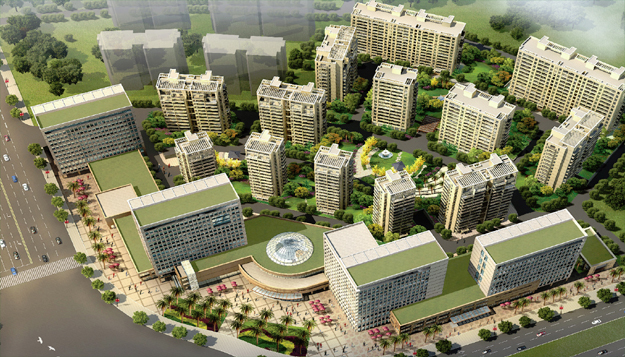 Property Development Centers : Poli lotus international center ethiopia s first urban