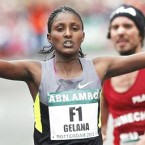 Tiki Gelana to return to Amsterdam Marathon