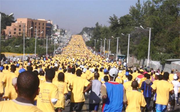 2014 Great Ethiopian Run