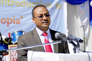 Dr. Keseteberhan Admassu