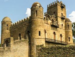 Fasiledes Palace