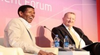 Athlete Haile Gebrselassie Shares Experience in Hotel Investment