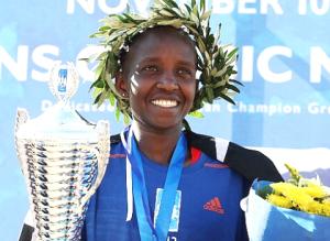 Kenyans head to Greece to defend marathon titles