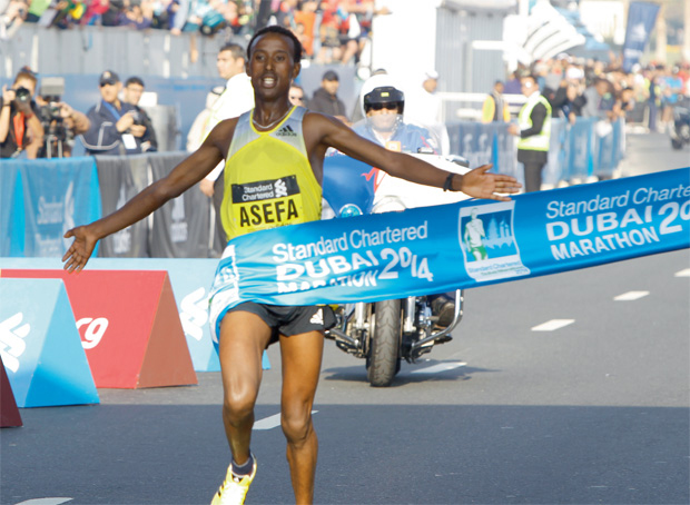 Tsegaye Mekonnen Leads Field Of Ten Sub-2:09 Men For Sunday's Frankfurt Marathon