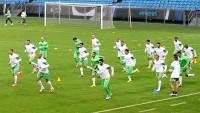 Algeria Training