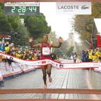 Amane Gobena wins Istambul Marathon