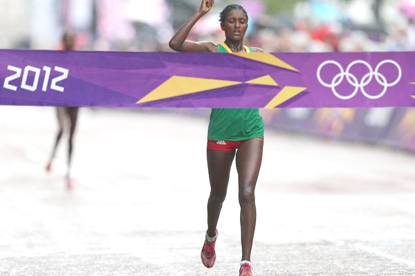 2012 Olympic Champions Kiprotich and Gelana confirmed for Tokyo Marathon