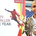 Yacine Brahimi wins BBC African Footballer of the Year award 2014