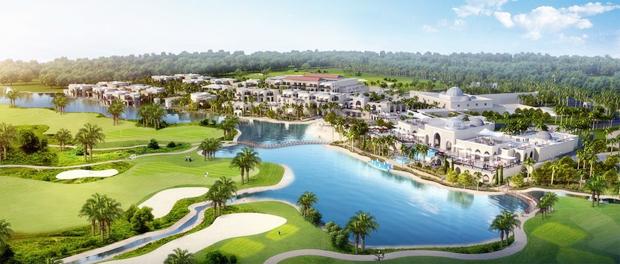Trump World Golf Club Dubai'