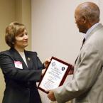 Ethiopian-American Taye Yemeru receives FAA master mechanic award