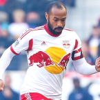 Thierry Henry leaves New York Red Bulls