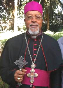 Archbishop Berhaneyesus Demerew Souraphiel