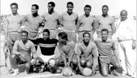 The 1962 Ethiopian National Team (Photo: Bezabeh Abetew)