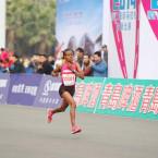 Xiamen Marathon: Mare Dibaba defends title, sets new course record