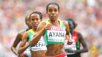 Almaz Ayana of Ethiopia (Photo: Getty Images) -