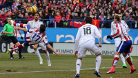 Atletico thrash Real 4-0 in Madrid derby