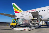 Ethiopian Humanitarian Flight