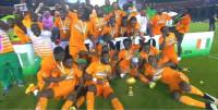 Ivory Coast Africa Champion