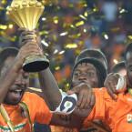Ivory Coast move up Fifa rankings