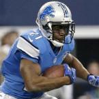 Detroit Lions release running back Reggie Bush