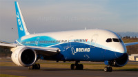 Boeing 787-8 Dreamliner (Photo credit: Airplane-Pictures.net) -