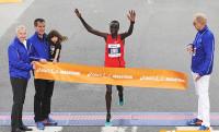 Daniel Limo (Photo: LA Marathon) -