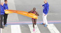 Ogla Kimaiyo (Photo: LA Marathon) -