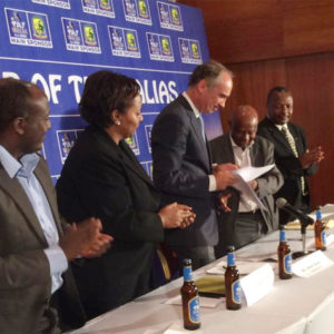 Walia Beer to sponsor Walias for next 4 years
