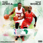 NBA stars to play in Johannesburg in first Africa game