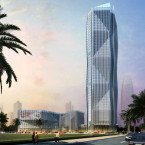 Chinese company to build CBE's new headquarters