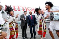 Ethiopian Dreamliner Dublin