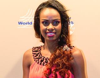 Ethiopian middle-distance runner Genzebe Dibaba (IAAF) © Copyright Ethiopian middle-distance runner Genzebe Dibaba (IAAF)Ethiopian middle-distance runner Genzebe Dibaba (IAAF) © Copyright -