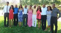 Meb Keflezighi's 11 siblings (Photo: Keflezighi Family)Keflezighi Family