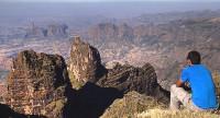 Simien Mountain National Park, Ethiopia (byfieldp / Instagram) -