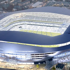 Tottenham's new stadium could feature retractable pitch for NFL games