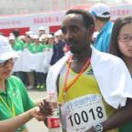 Tesfa and Tufa to defend titles at Yellow River Estuary international Marathon