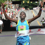 Chebet Chasing Third Crown at Freihofer's Run for Women 5K in Albany, NY