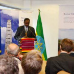 Ethiopian ‪‎Tourism Night held successfully in Brussels