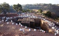 Lalibela Divine Ethiopia