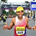 Keflezighi returns to his roots for San Diego Half Marathon