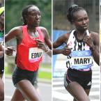 World-Class Women's Field to Compete at 2015 Oakley New York Mini 10K