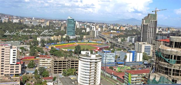 New Addis Ababa