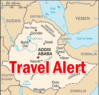 washington d c the state department alerts u s citizens residing in or traveling to ethiopia of the upcoming elections scheduled for may 24 2015