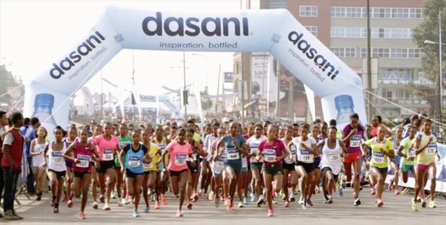 Dasani Road Race