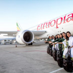 Ethiopian Airlines Starts Flights to Dublin and Los Angeles