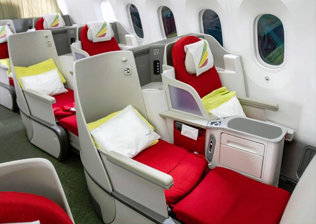 Flat Laying Seats