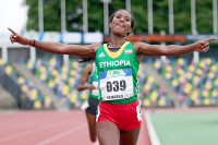 Burka and Edris win Ethiopian 10,000m Trials in Hengelo